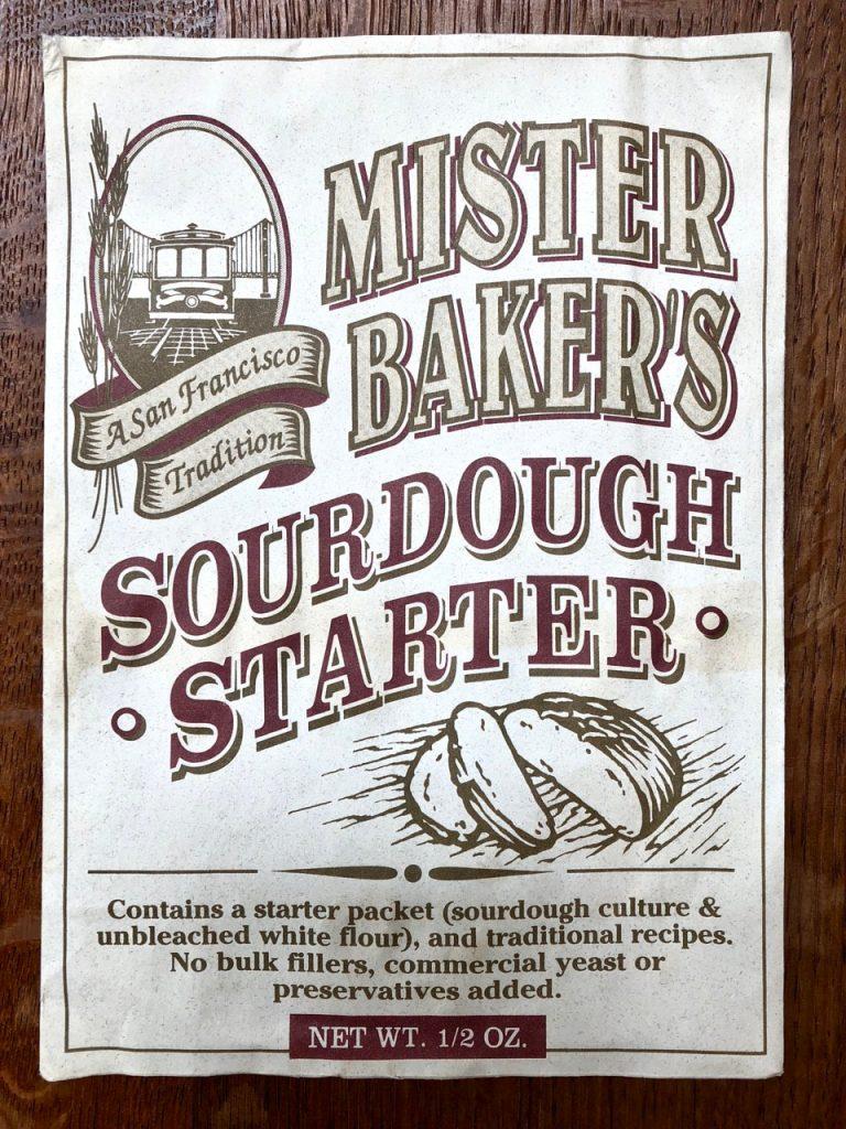 Dr Doughlittle | Bread Baking | San Francisco Sourdough Starter