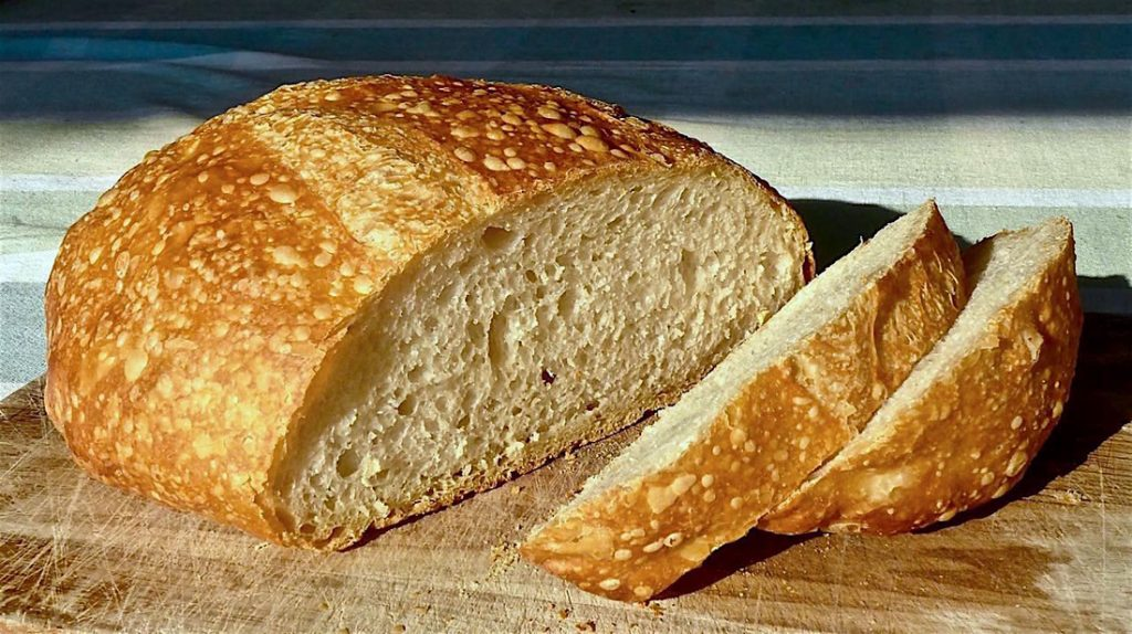 Dr Doughlittle | Bread Baking | No Knead Bread
