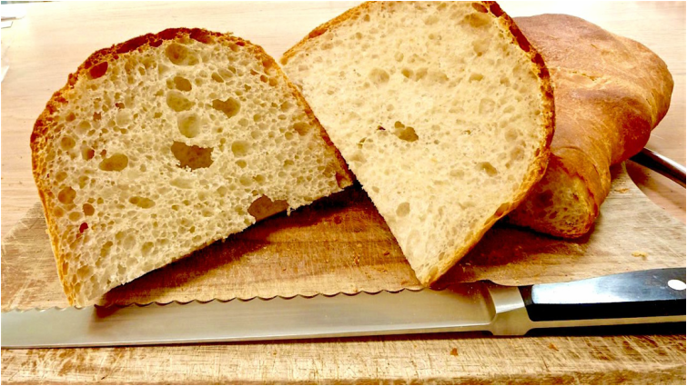 Dr Doughlittle | Bread Baking | Ciabatta