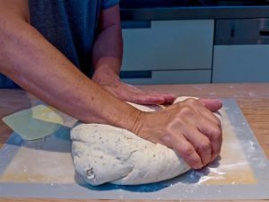 Dr Doughlittle | Bread Baking | Stretching and Pulling