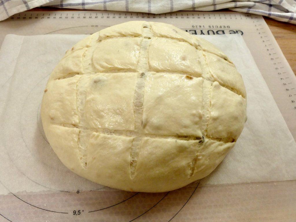 Dr Doughlittle   Bread Baking   Scoring