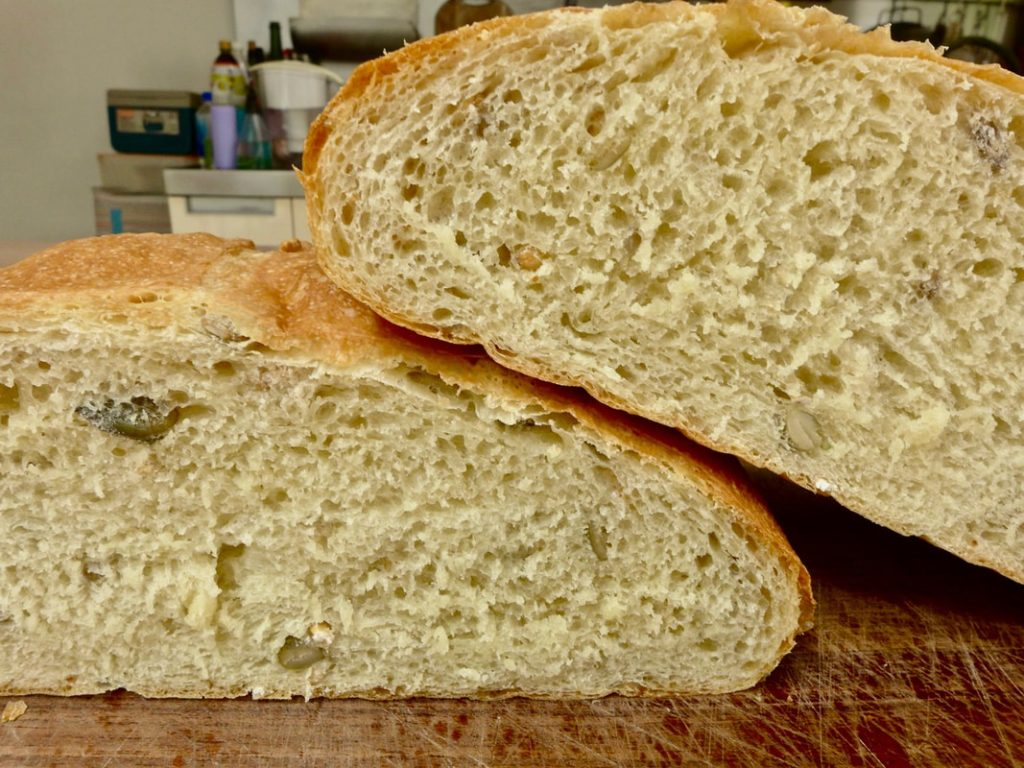 Dr Doughlittle | Bread Baking | Avoine flour and French Seed Mixture