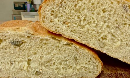 AVOINE – FRENCH SEED & GRAIN MIXTURE BREAD