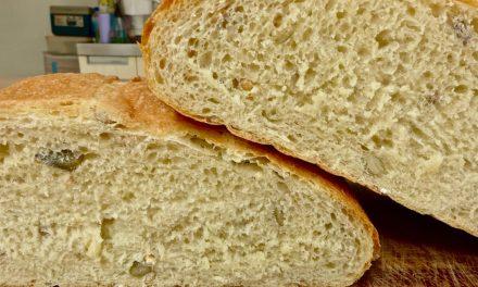 AVOINE – FRENCH SEED & GRAIN MIXTURE BREAD