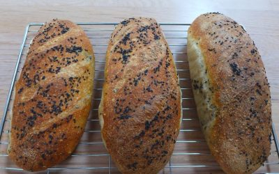 THE CASE FOR HOME MADE BREADS