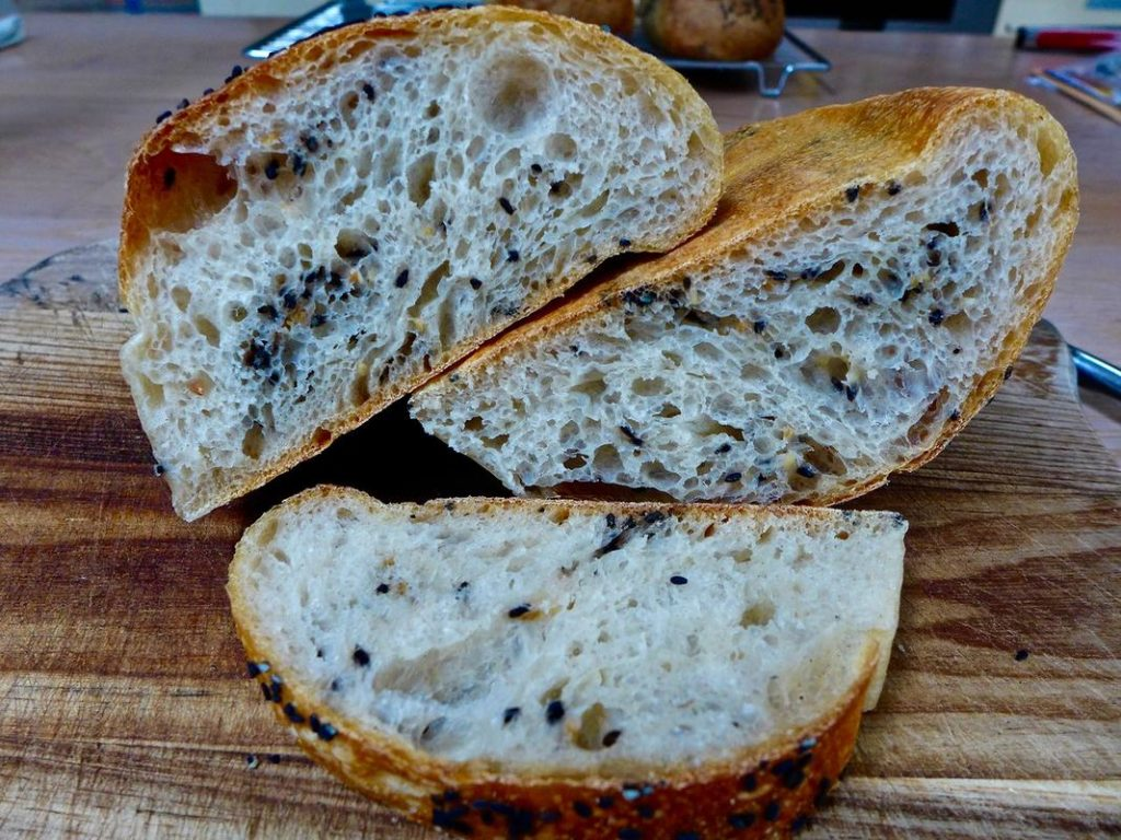 Dr Doughlittle | Poppy Seed Bread