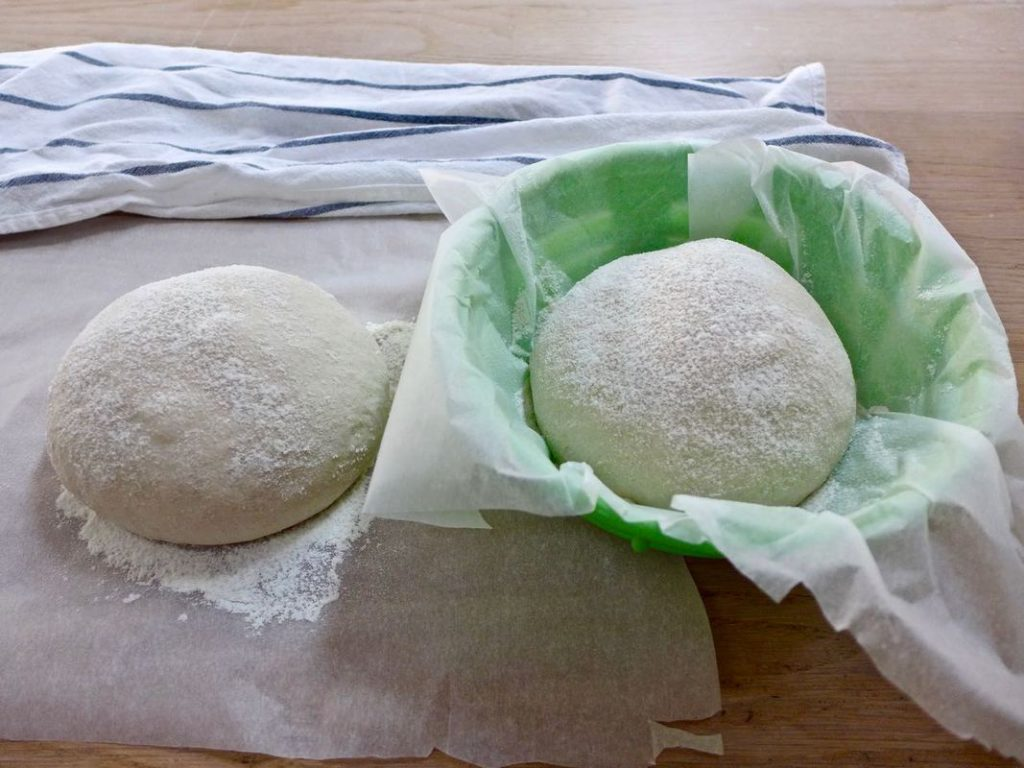Dr Doughlittle | Shaped dough