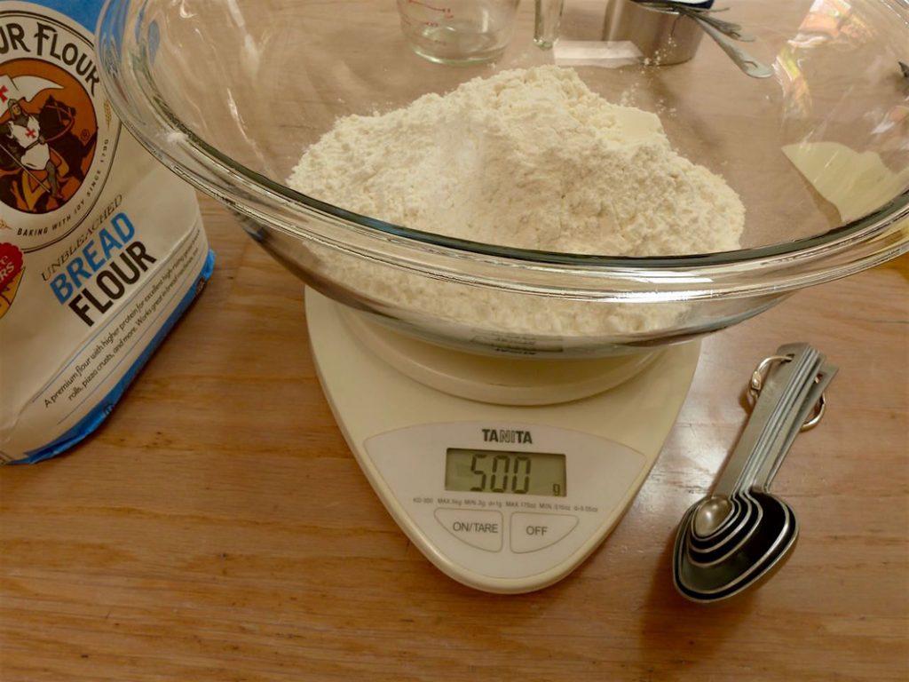 Flour | Dr Doughlittle