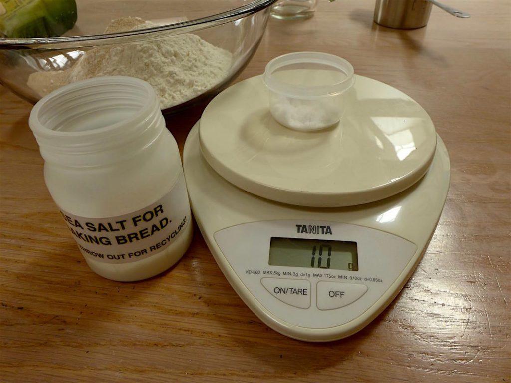 Salt | Dr Doughlittle