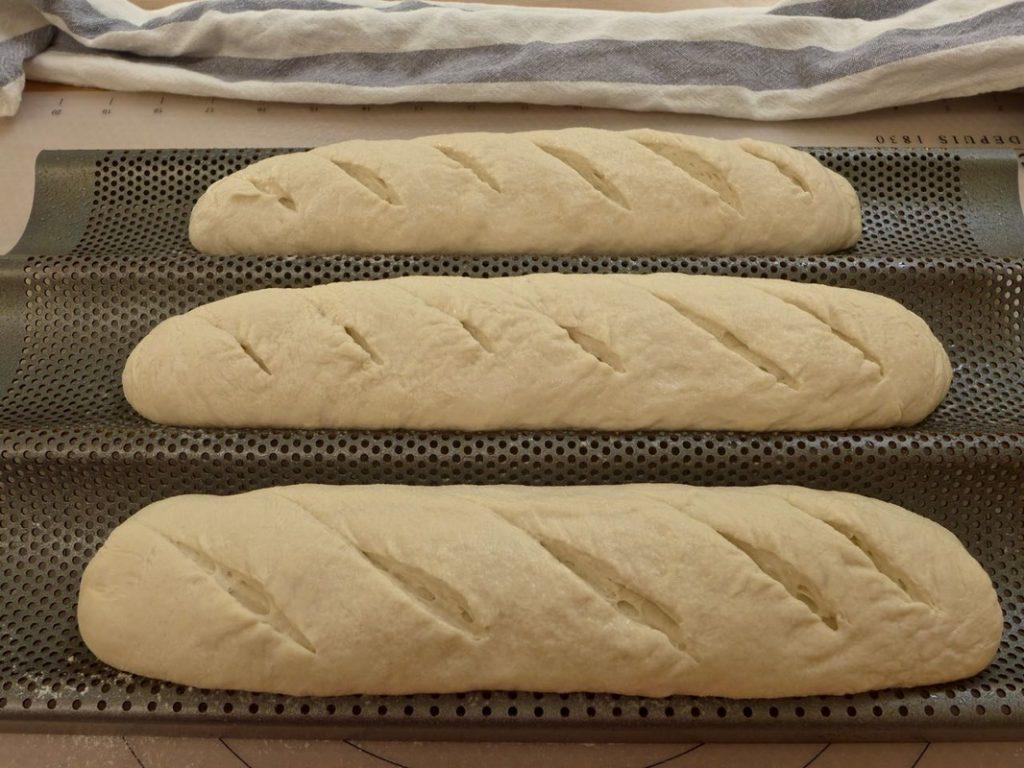 Score baguette dough | Dr Doughlittle