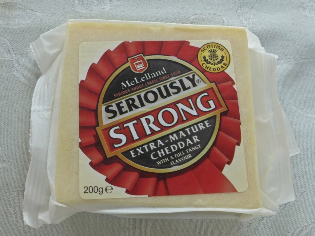 Seriously Strong Cheese | Dr Doughlittle