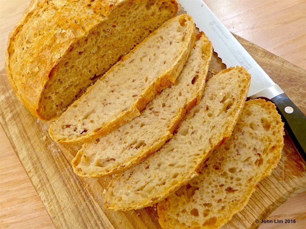 Light rye bread | Dr Doughlittle