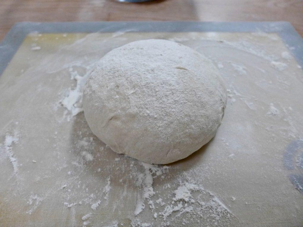 Form dough into a ball | Dr Doughlittle