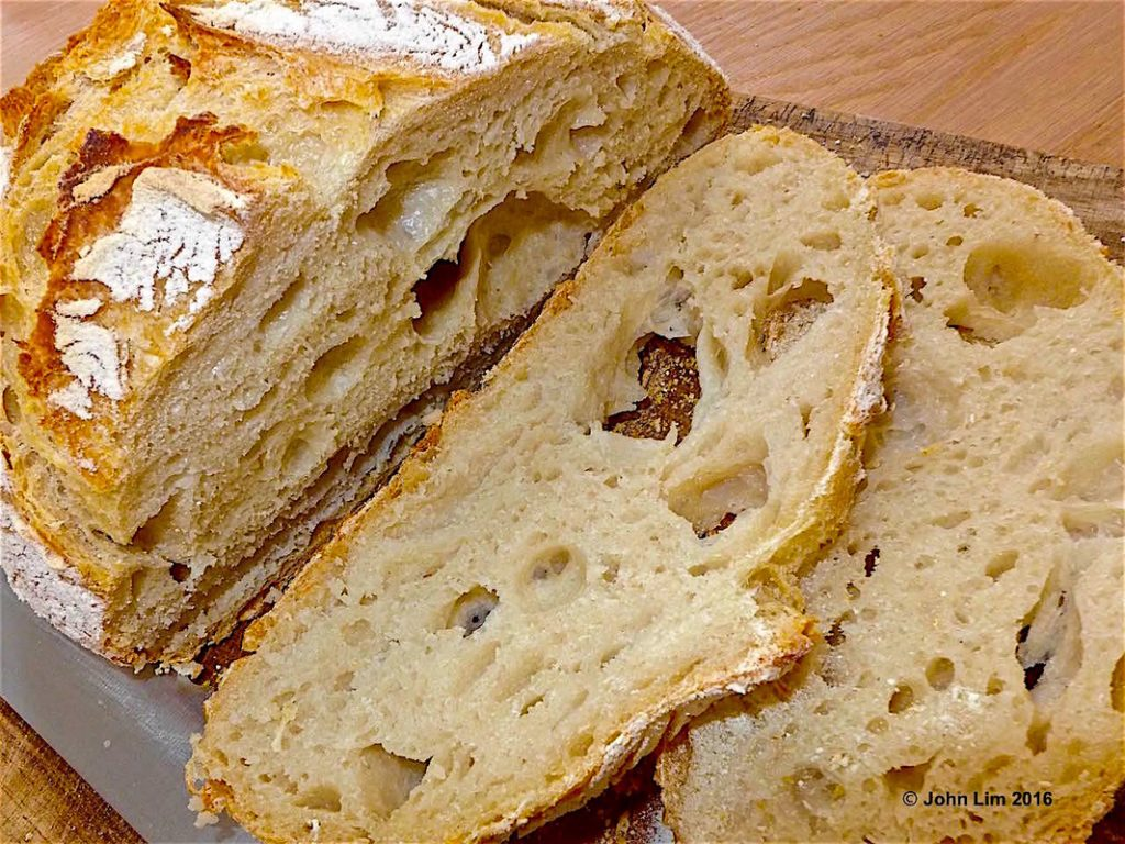 Classic No Knead Bread | Dr Doughlittle