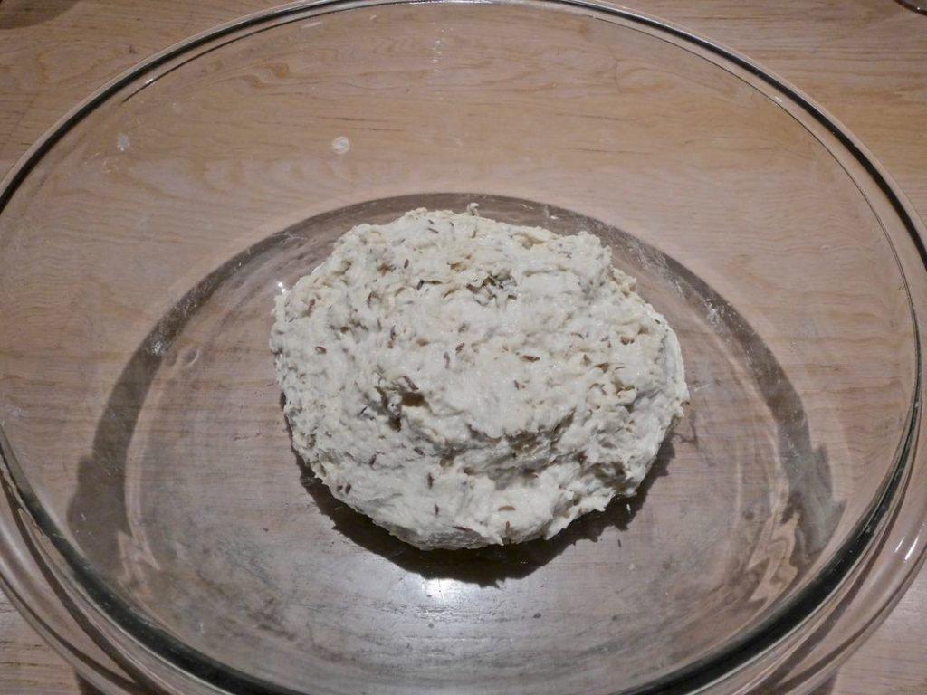 Sticky dough   Dr Doughlittle