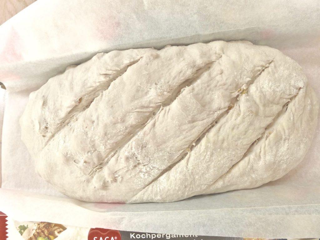 Scoring dough | Dr Doughlittle
