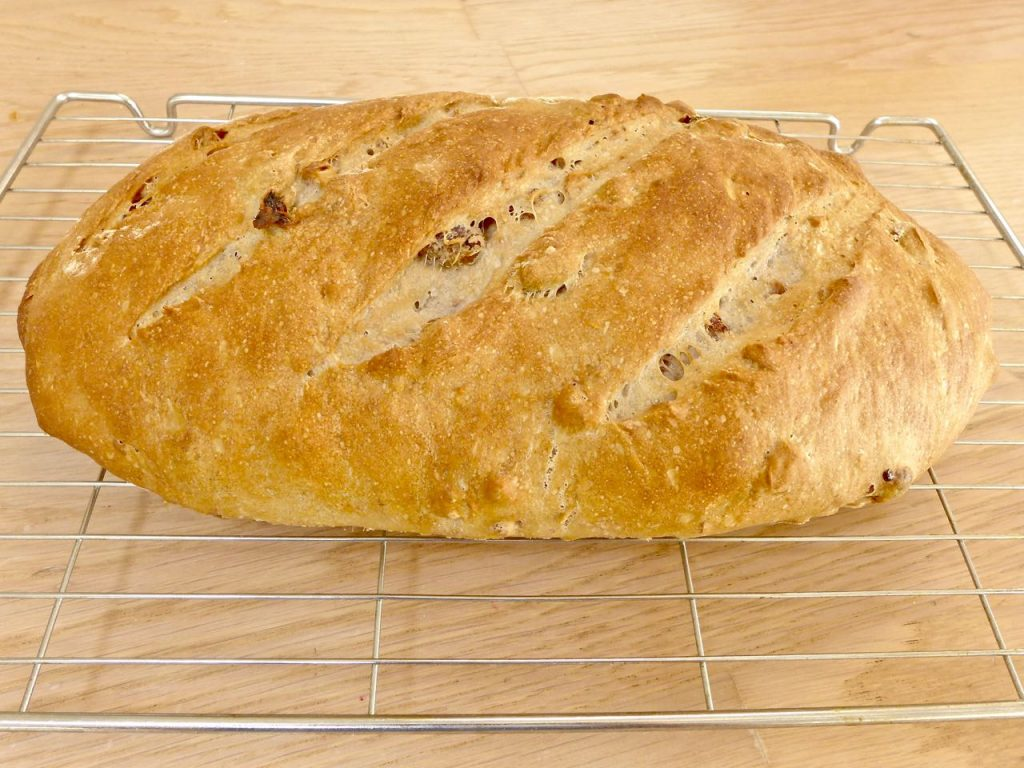 Walnut and Golden Raisin Bread | Dr Doughlittle