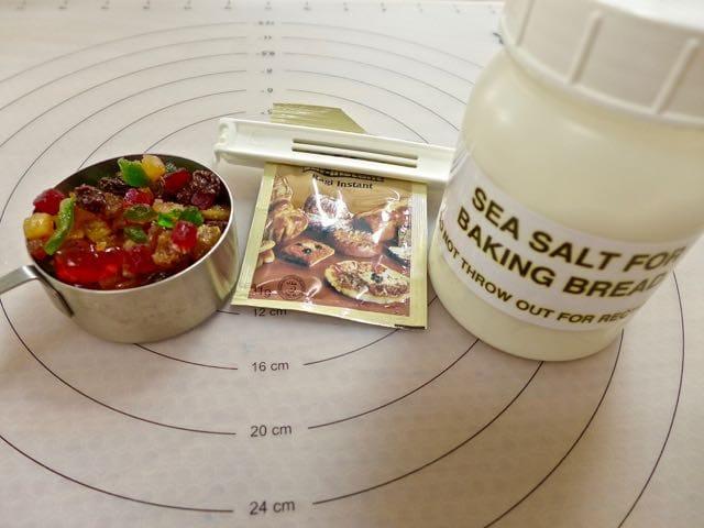 Ingredients   Dr Doughlittle