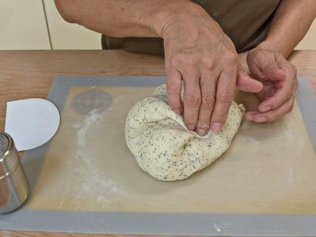 Dr Doughlittle   Fold the dough