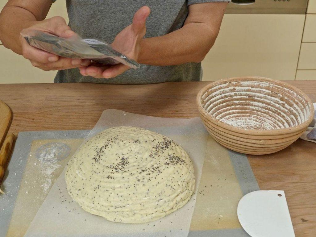 Dr Doughlittle   Poppy seed bread