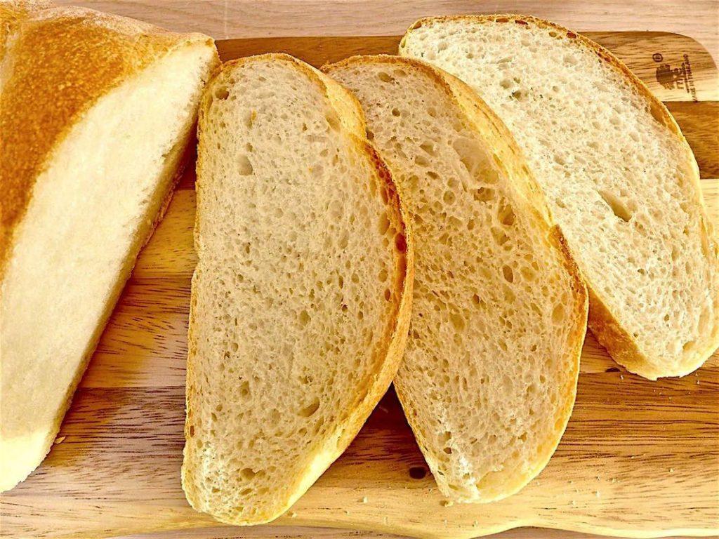 Dr Doughlittle   Sliced bread