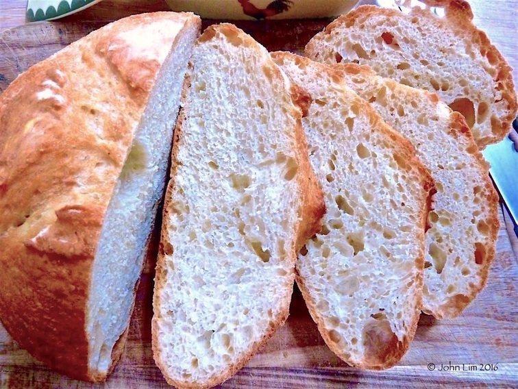 No Knead Bread   Dr Doughlittle
