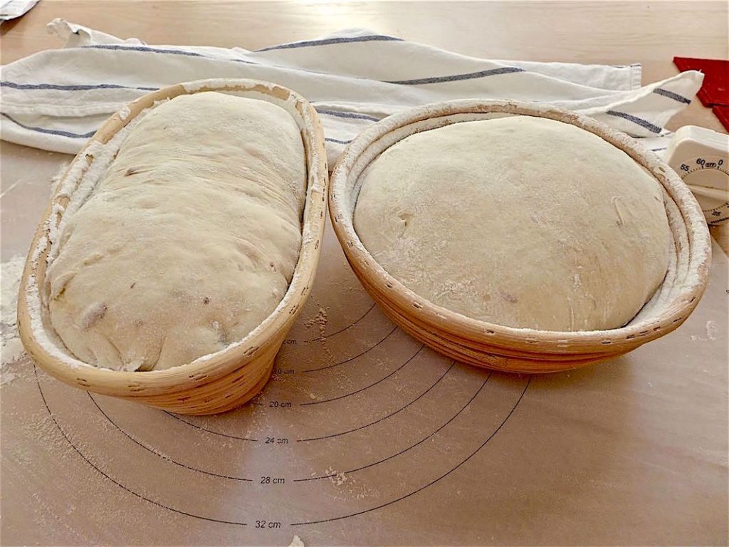 Dr Doughlittle   Dough being shaped