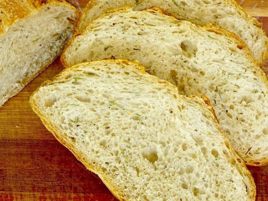 Dr Doughlittle | Rosemary and Mixed Herb Bread