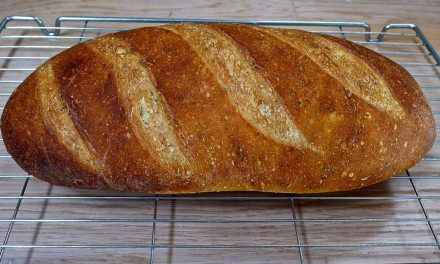 SIMPLE FRENCH HERB BREAD