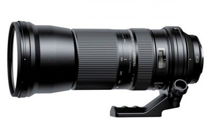 THE TAMRON 150-600MM LENS